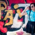 Mia Mietz - Graffiti
