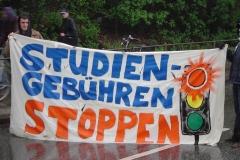 Uni-Warnstreik - 27.04.2005