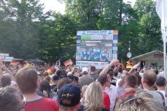 Deutschland - Schweden - Schloßpark - 24.06.2006