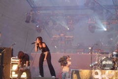 Fanfest Hamburg - Juli & Silbermond - 02.07.2006