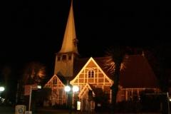 Bergedorf bei Nacht - 22. & 24.01.2007