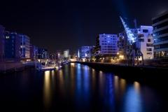 Blaue Nacht in der HafenCity DRI - 28.07.2010