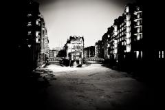 Eisige Speicherstadt - 2012