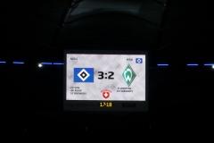 HSV - Werder Bremen - 27.01.2013