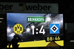 Borussia Dortmund - HSV - 09.02.2013