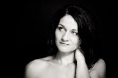 Schwarz-Weiß – Carolyn - 2013